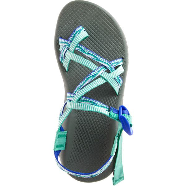 ccbeec460e00 Women s Chaco Z Cloud X2 Lima Blue CrossRoads Online ❤ liked on Polyvore  featuring accessories