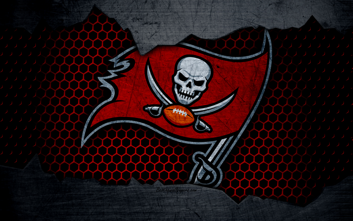I used this picture of the Tampa Bay Buccaneers logo, but literally anything will work. Try a use a photo with a dominant color/palette (red, in this case) ...
