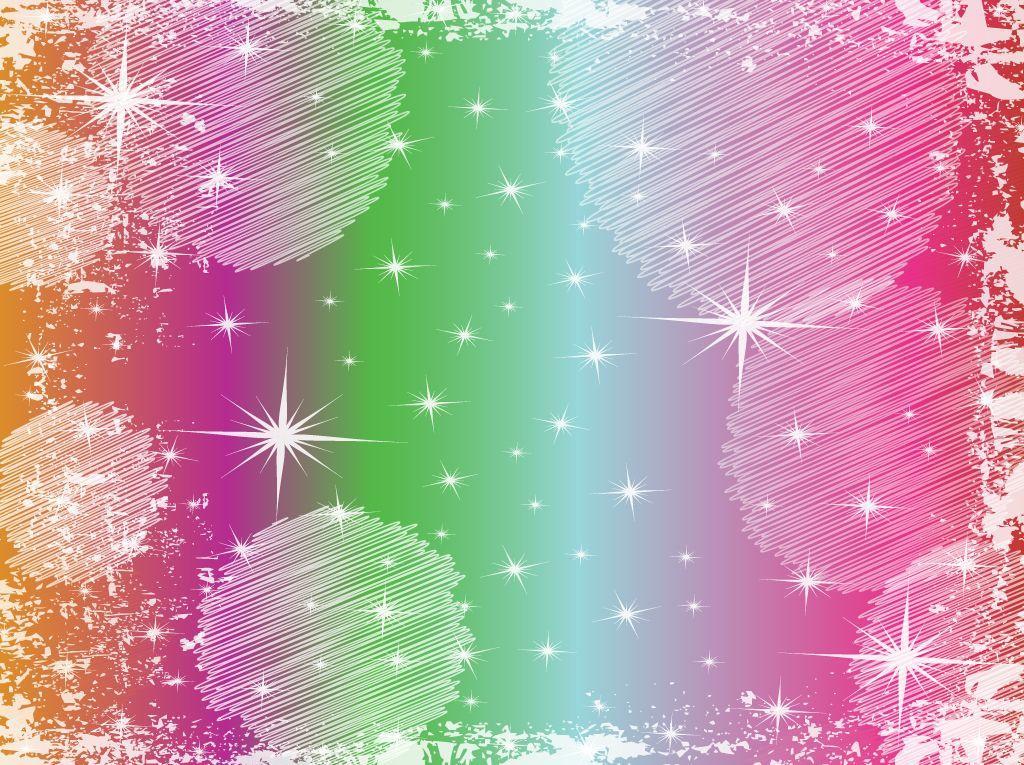 Happy Birthday Glitter Clip Art