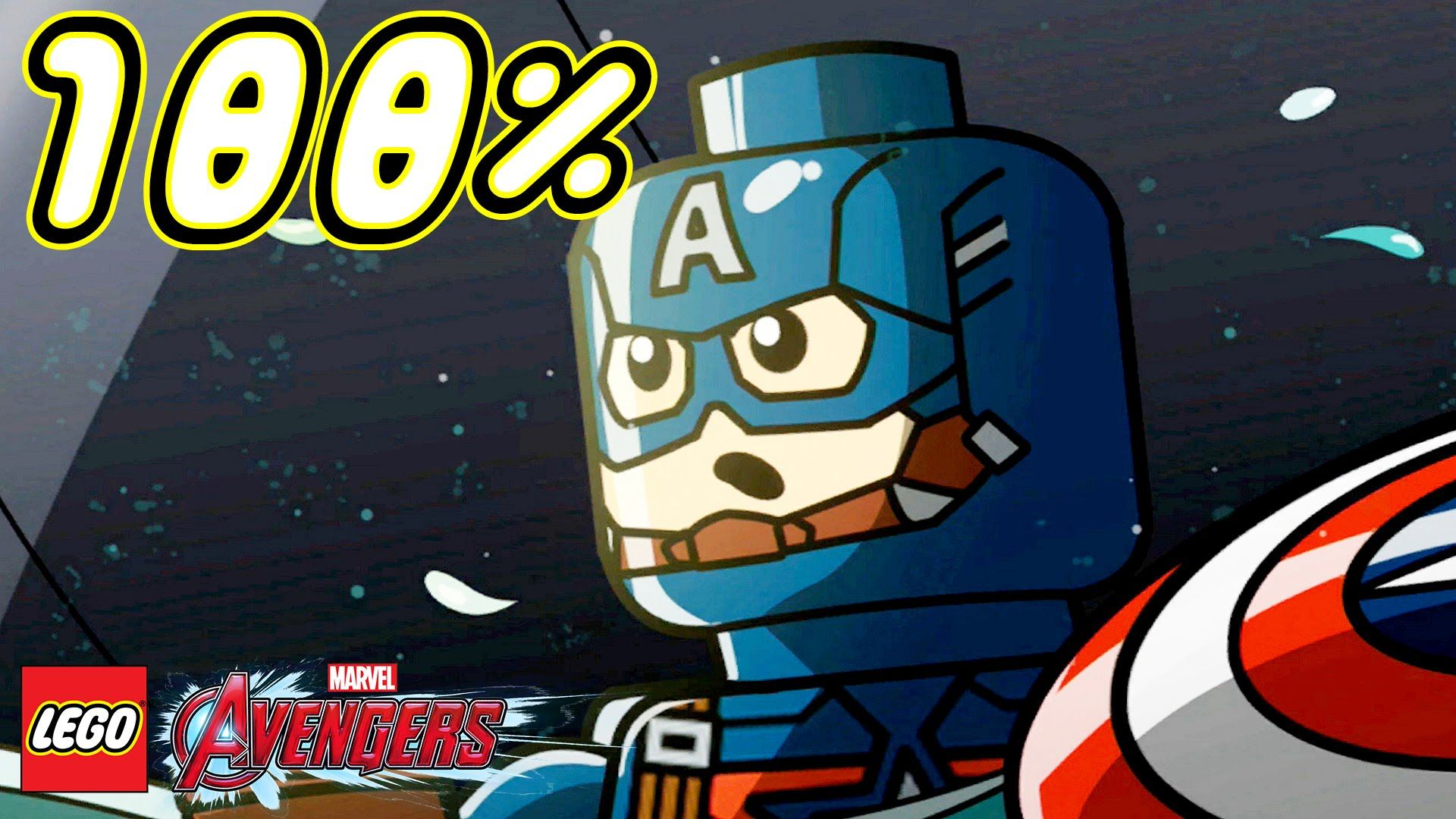 LEGO Marvel's Avengers - 100% Guida a Livello Completo - Mancanza D'Intu...