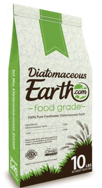 Amazon Deal of the Day Diatomaceous Earth Food Grade, 10