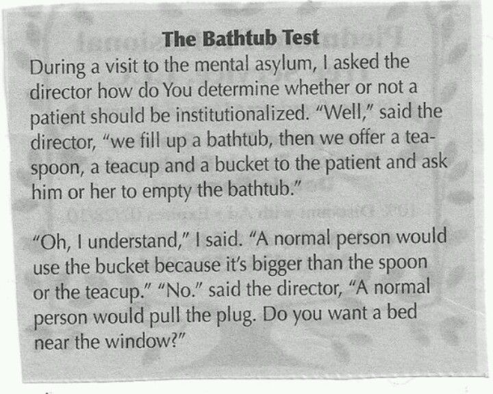 To funny! :-D