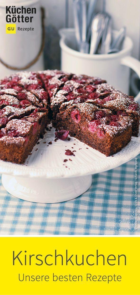 Kirschen - Rezepte, Tipps & Ideen für Kuchen, Marmeladen & Co.