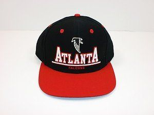 788bdffaa4e Atlanta Falcons Retro 3D Snapback Cap Hat Black Red by Reebok.  10.04.  Brand new