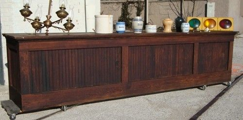 Antique Country Counter 12 Foot