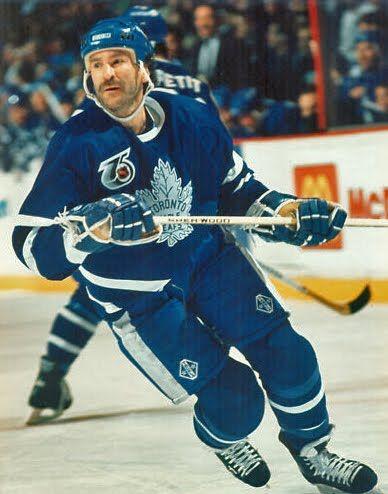 Tackla Hockey Pants Glen Anderson Toronto Maple Leafs Hockey Maple Leafs Hockey Toronto Maple Leafs