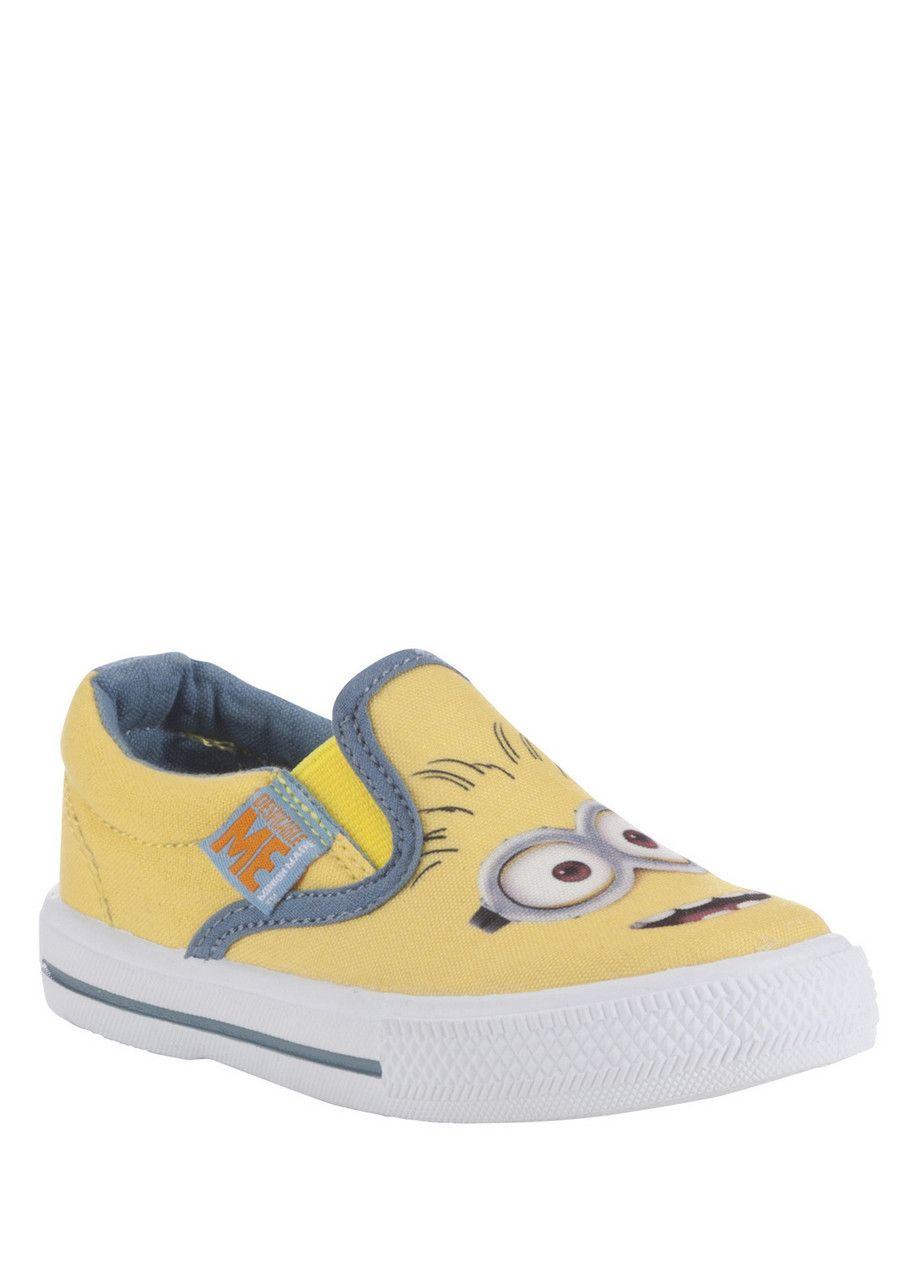 Universal Studios Minions Canvas Shoes