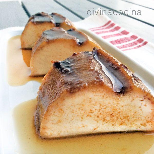 flan de galletas divina cocina - Divina Cocina