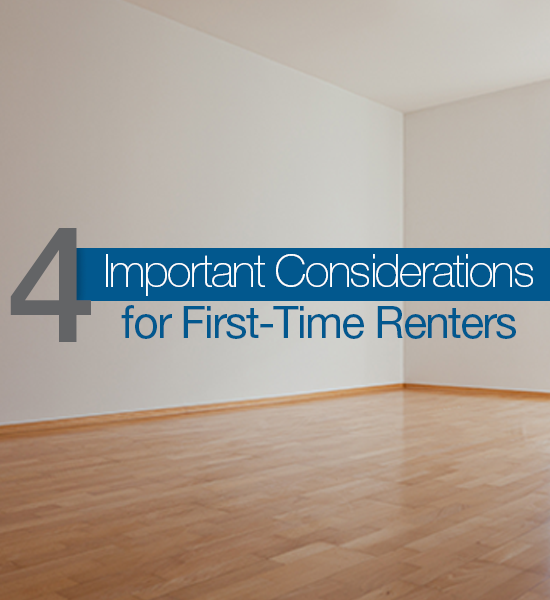 Four Important Considerations for First-Time Renters - Apartment Tips - ForRent.com