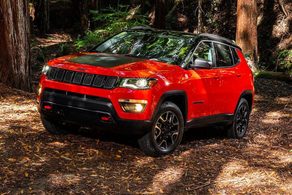 Highlights Of The All New 2017 Jeep Compass Trims Jeep Compass