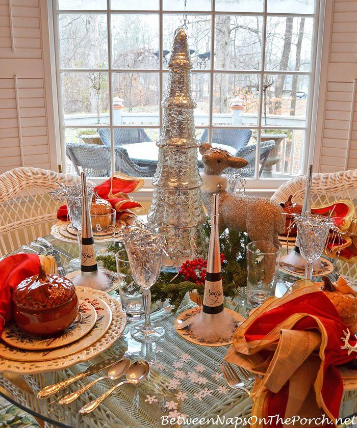 Nice New Year Dinner Party Ideas Part - 12: 5 New Yearu0027s Party Ideas