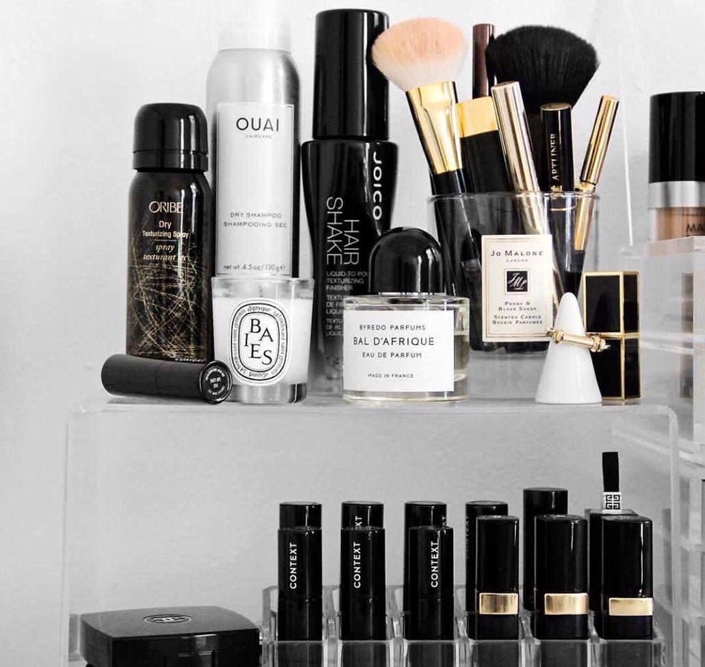 10 Mins With Alexia Aslandis Makeup Storage Makeup