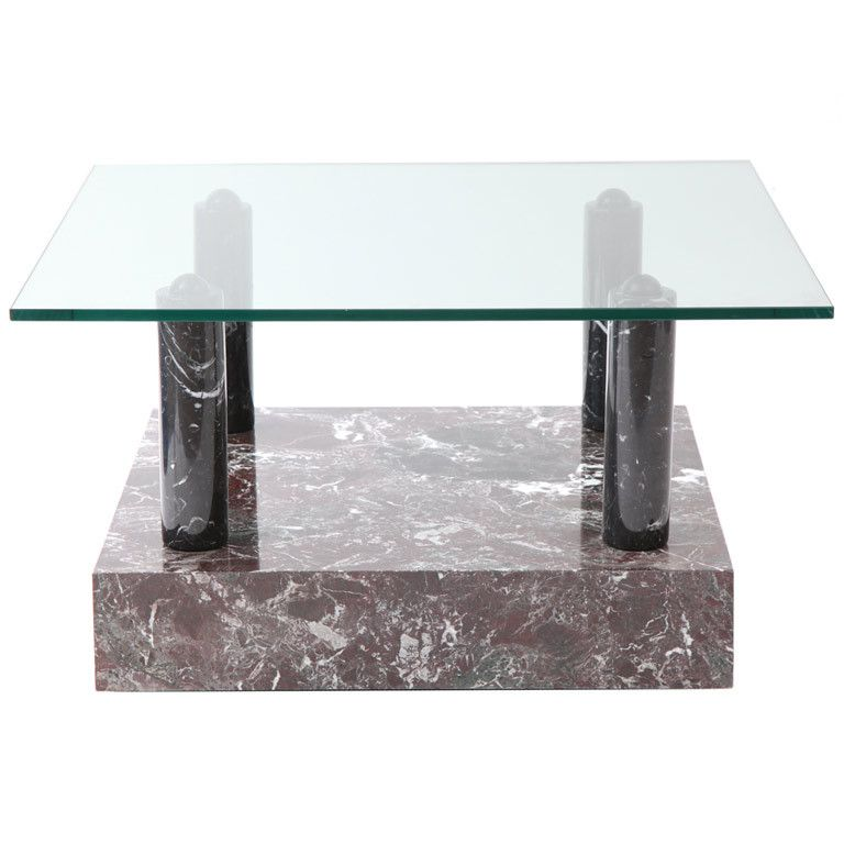 1stdibs Rare Sottsass Central Park Table Explore Items From