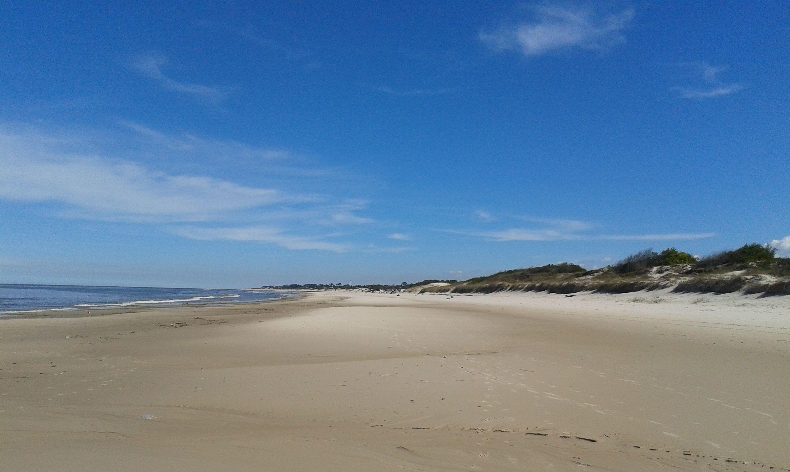 Playa Beach Uruguay Beach Landscape Outdoor