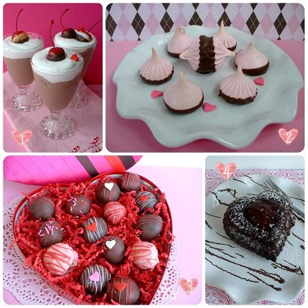 Valentines Day Use A Large Heart Box To Put Treats On Display