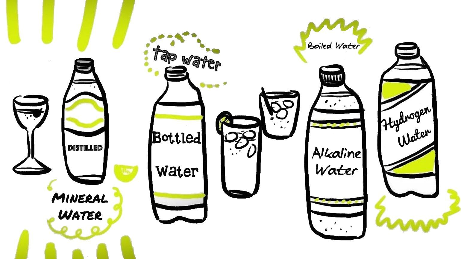 Best Water To Drink The Ultimate Guide To Drink For Better Health Healthy Drinks Health And Wellness Health