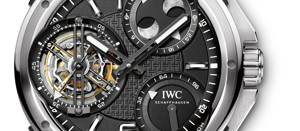 IWC  Ingenieur Constant-Force Tourbillon    ♥♥♥