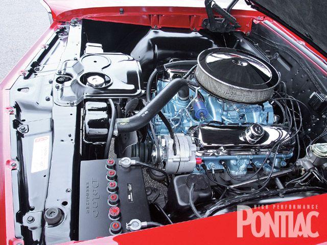 1972 Pontiac Lemans Engine Wiring