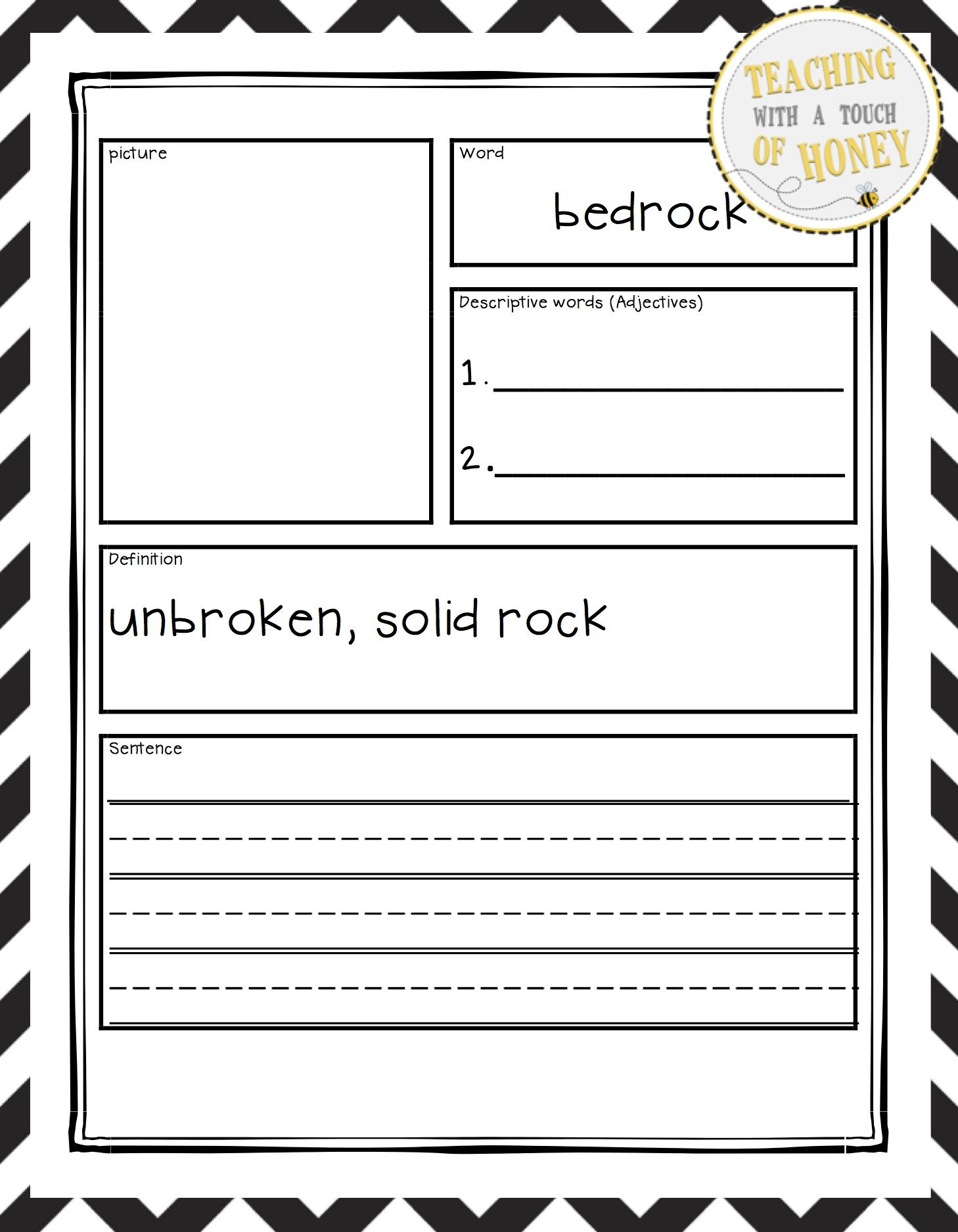 Soil Worksheets