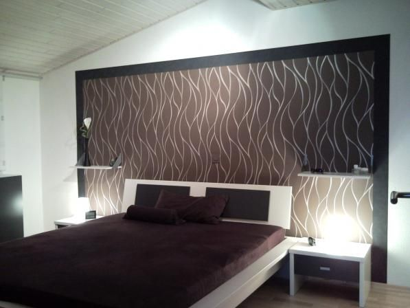 Ratgeber anleitungen und kaufberater obi farbwelten schlafzimmer tapeten und wohnzimmer - Tapeten wohnzimmer obi ...