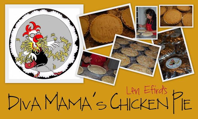 Diva Mama Chicken Pie!   Pie delivery, Pie, Chicken
