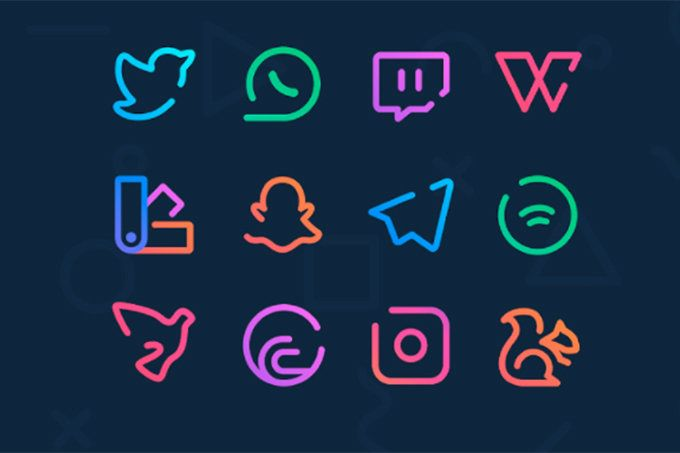 Best New Icon Packs For Android April 2018 Icon Pack Android Icon Pack Android Icon Pack