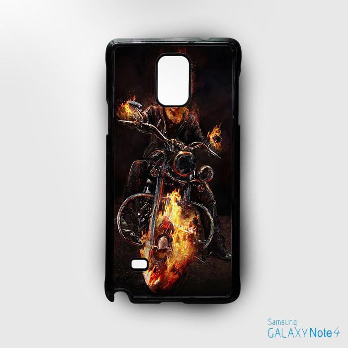 Ghost Rider Dark Evil AR for Samsung Galaxy Note 2/Note 3/Note 4/Note 5/Note Edge phonecases