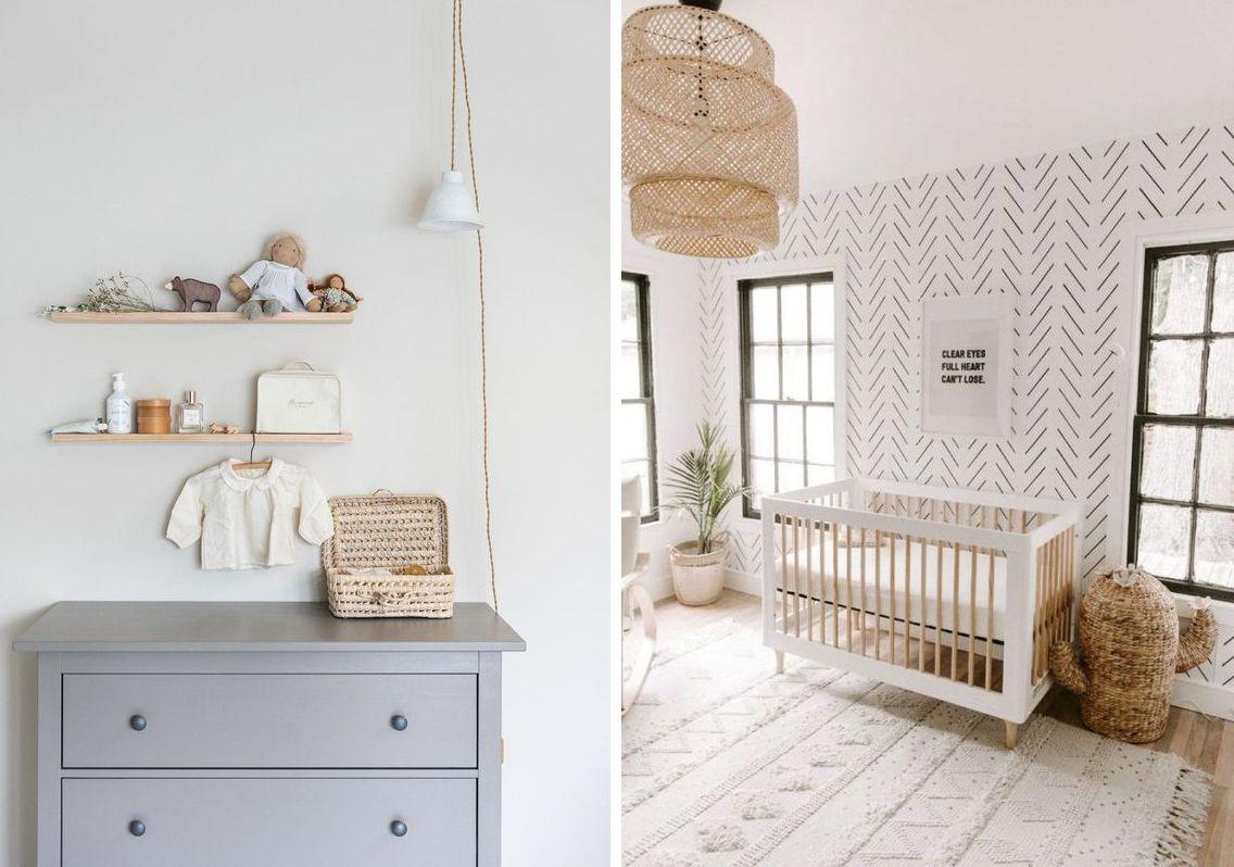 5 Astuces Pour Amenager Une Chambre De Bebe Cocooning En 2020