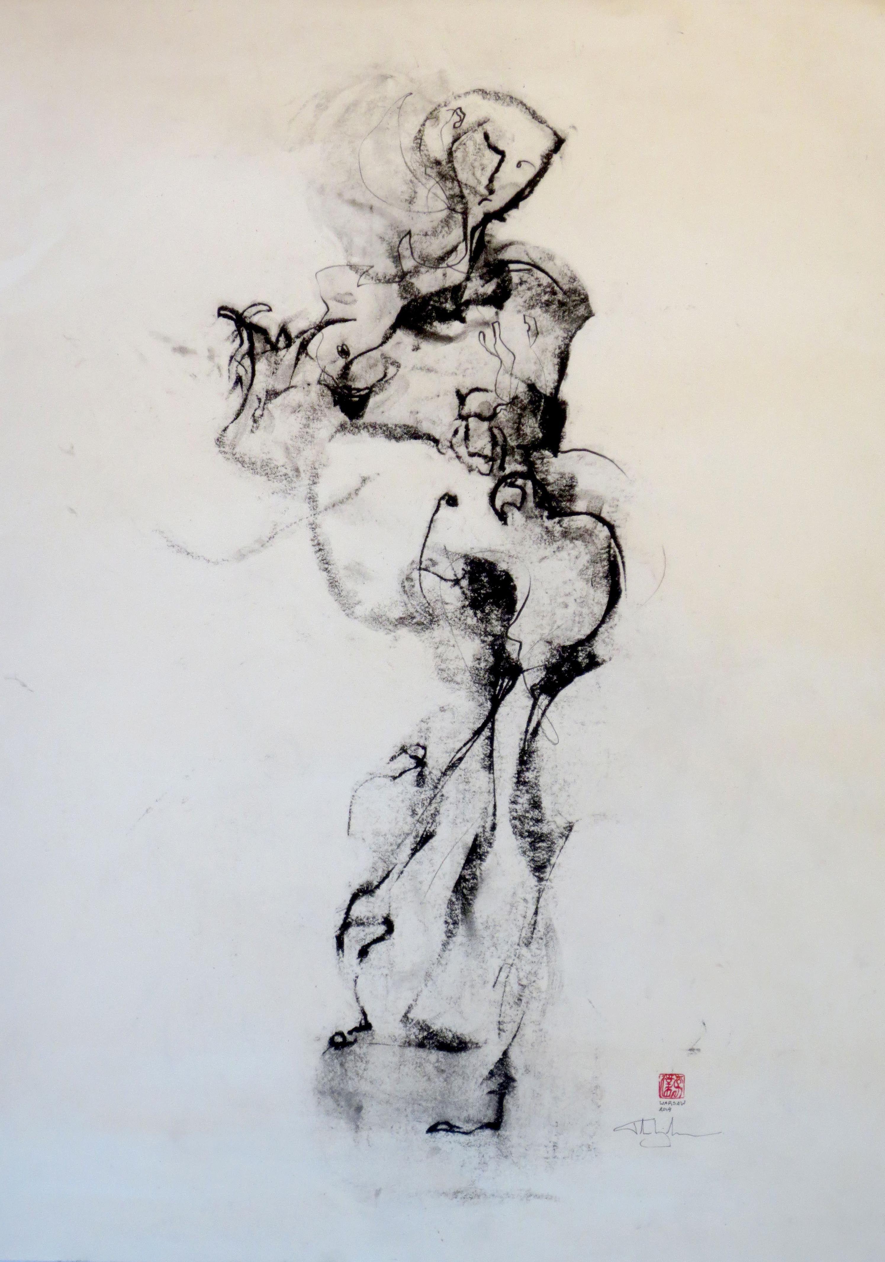 John Ligda Of Woman And Beast For The Love Of Man Art Art