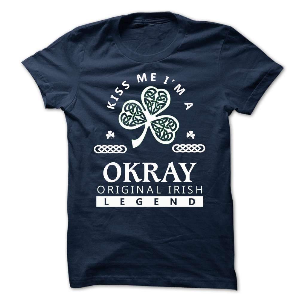 [Top tshirt name printing] OKRAY -Kiss Me IM Team  Discount Hot  OKRAY  Tshirt Guys Lady Hodie  SHARE and Get Discount Today Order now before we SELL OUT  Camping kiss me im team okray