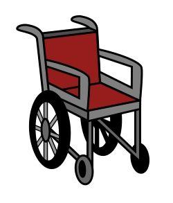 Drawing A Cartoon Wheelchair Cartoon People Cartoon Wheelchair