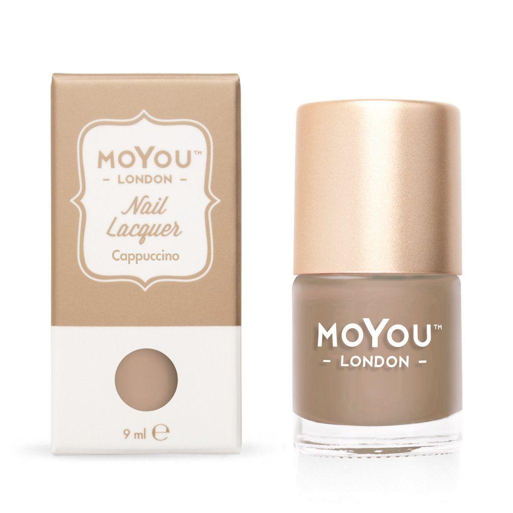 Moyou London polish cappuccino | Nail polish | Pinterest | Adipic ...