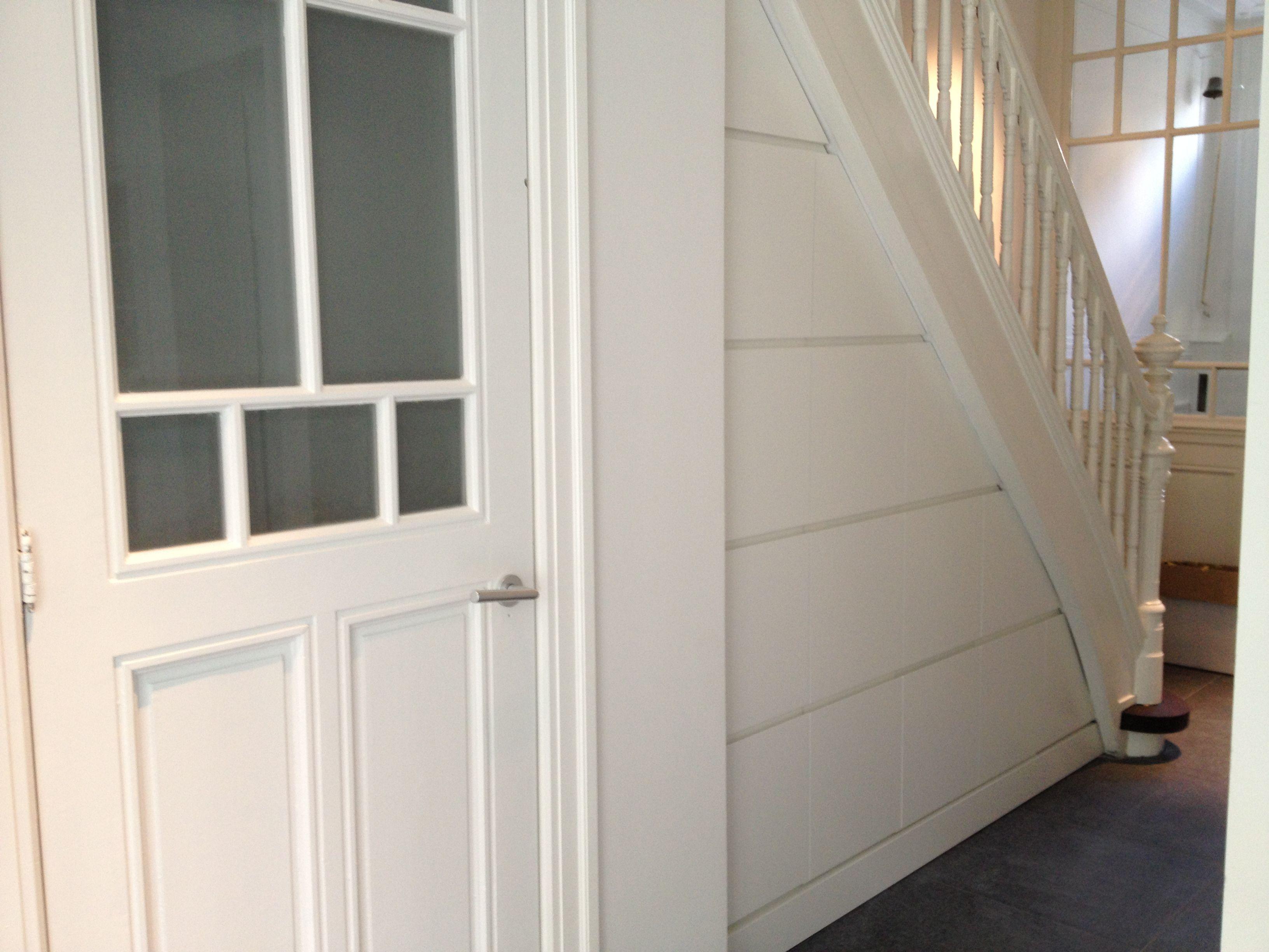Trap onderbouw delade interieur bouw projecten delade