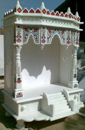 Image Result For Marble Mandir For Home Wardrobes Marble Pooja