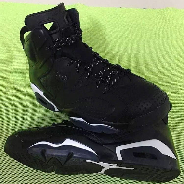 First Look  Air Jordan 6 Retro