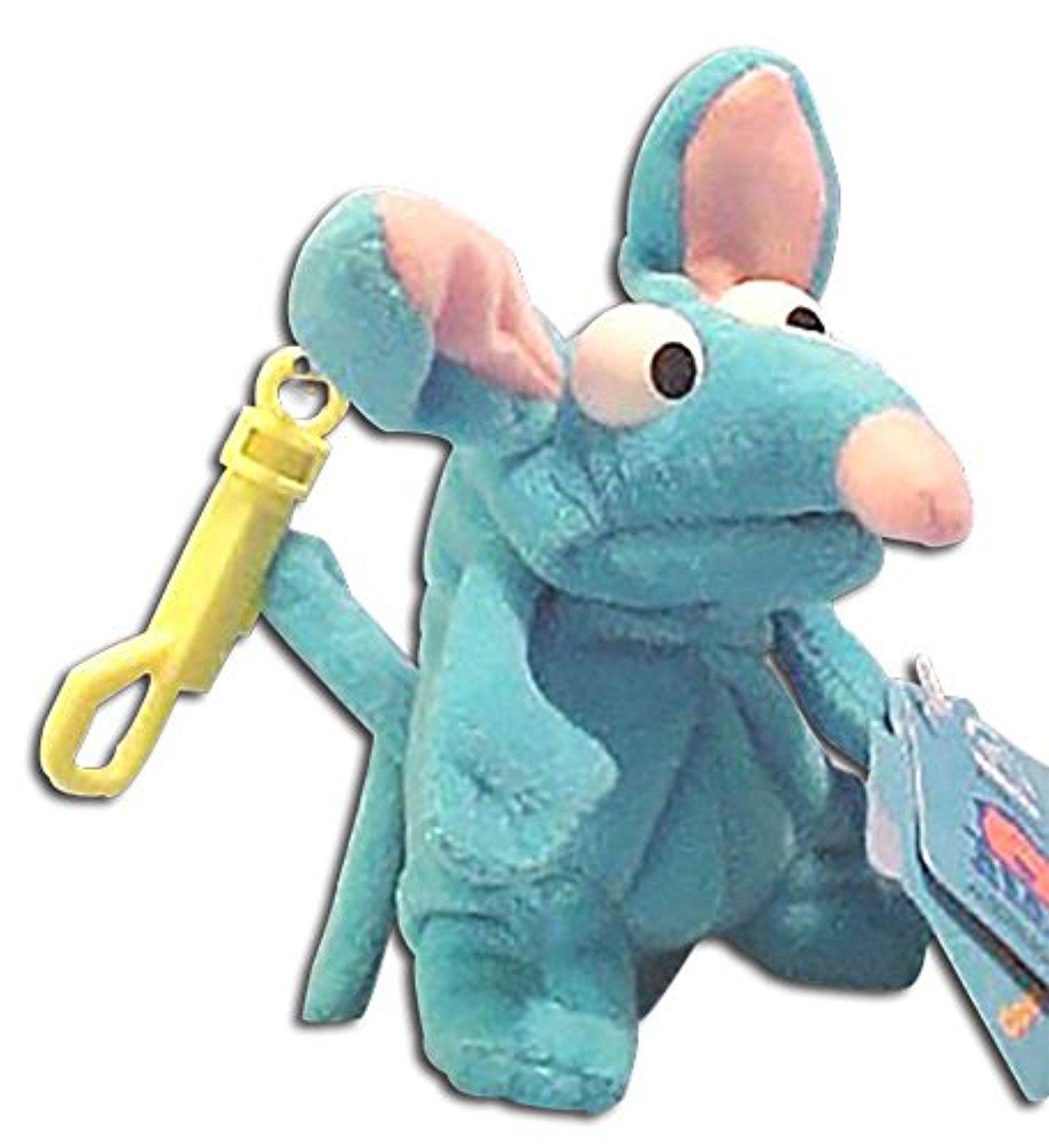 Disneys Bear In The Big Blue House Tutter Mouse Plush Treasure