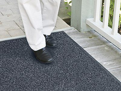 4 X 6 Charcoal Turf Entry Mat By Uline 175 00 Turf