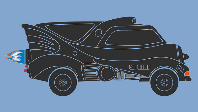 Batmobile?