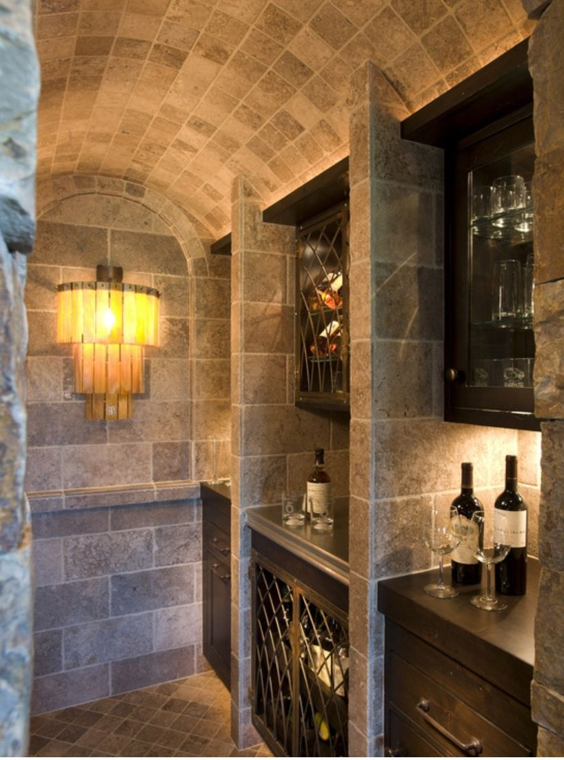 Wine cellar luxury styles wine cellar luxury styles for Wine cellar pinterest