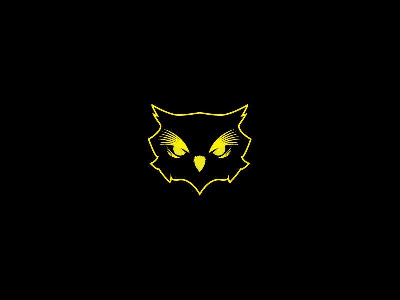 Night Owl Owl Logo Owl Artwork Owl