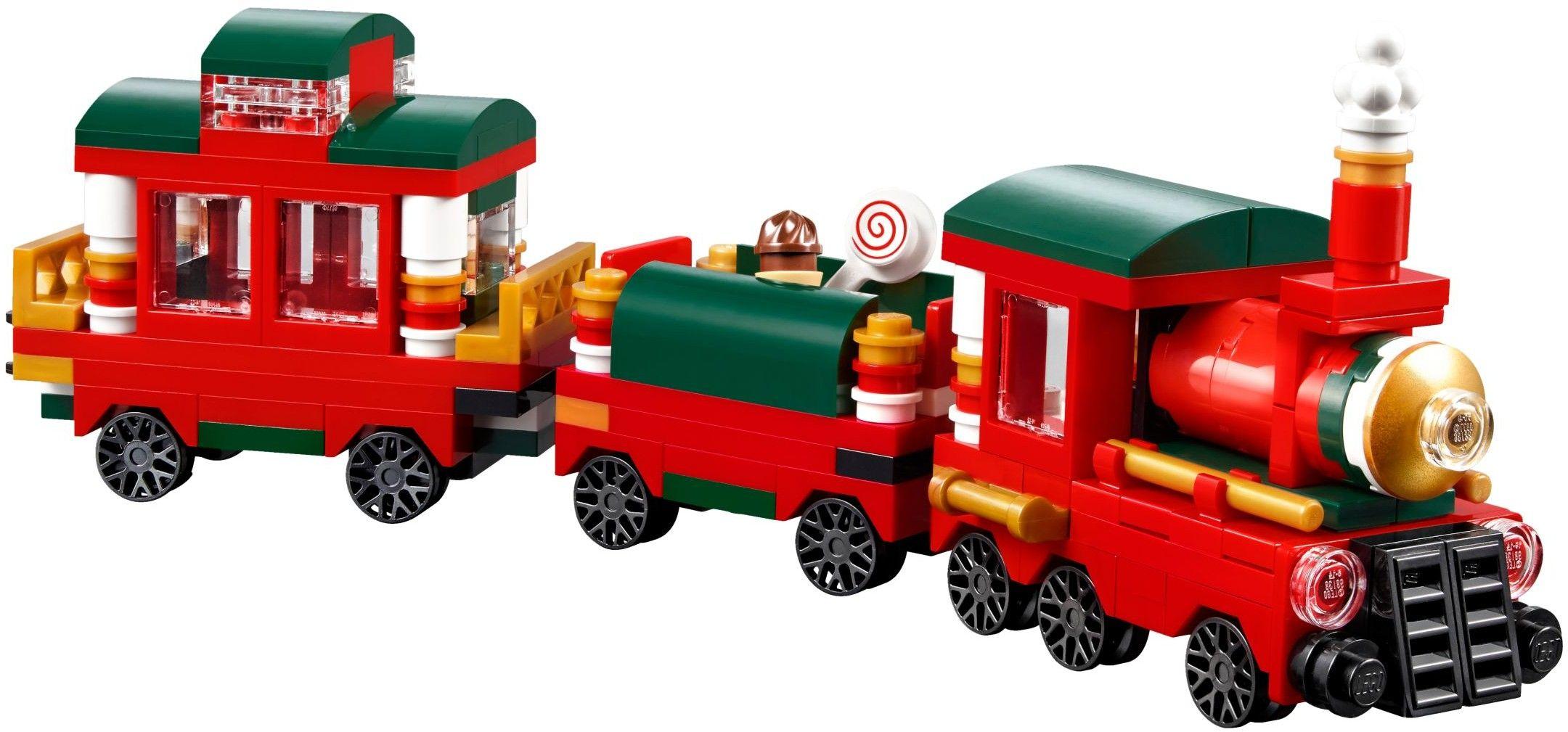 Seasonal | Lego holiday inspiration | Pinterest | Christmas train ...