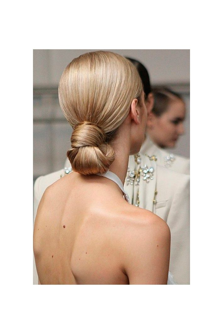 Recogido bajo Hair \ Beauty Pinterest Recogidos bajos