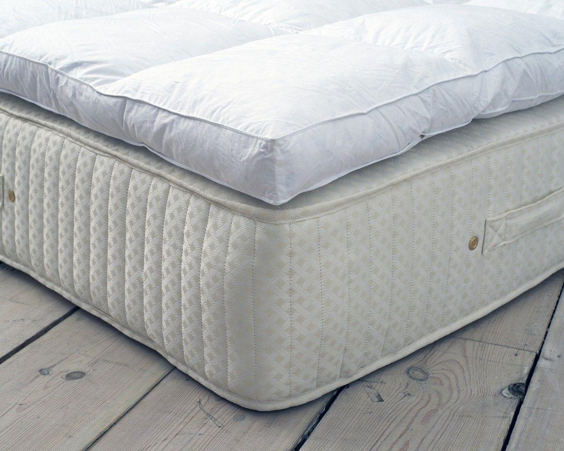 Find the best down mattress toppers online | Zen Bedrooms ...
