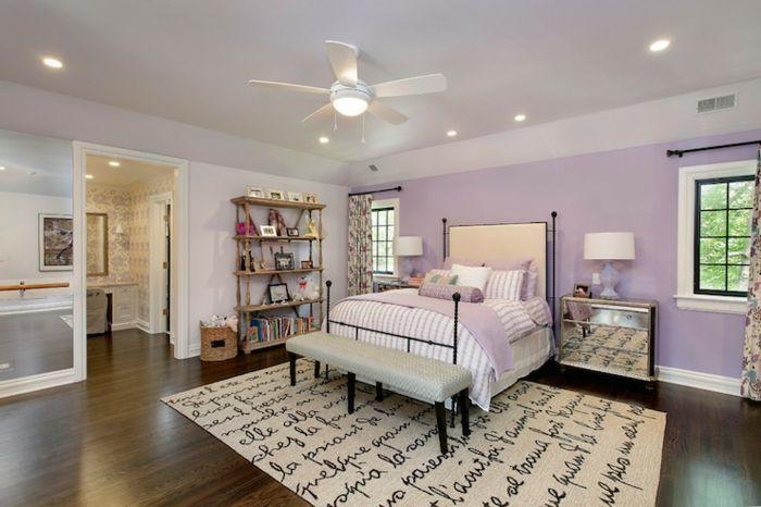 Die Lavendel Farbe - ein Tribut an die Reinheit und den ewigen ...