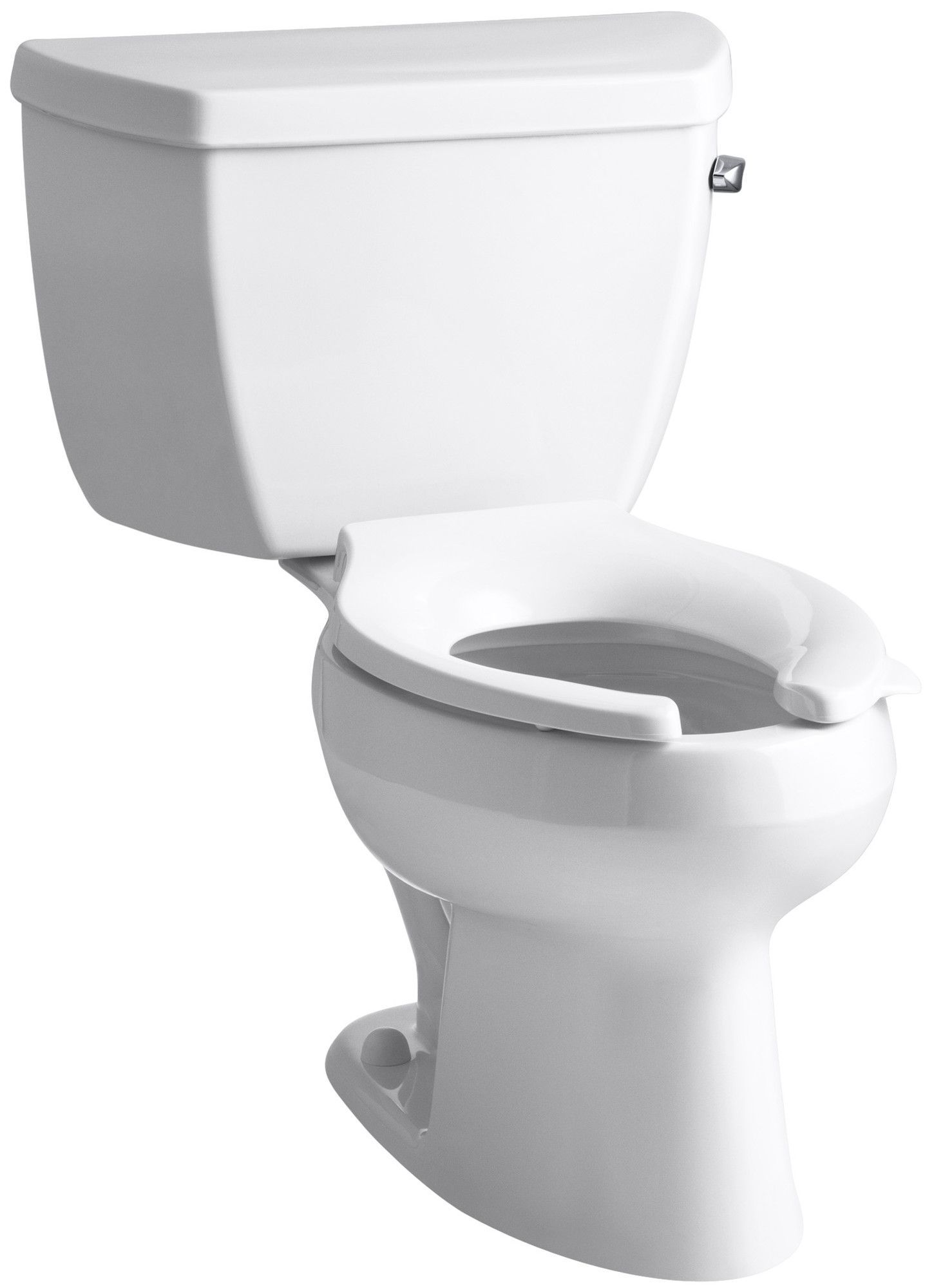 Wellworth 1 6 Gpf Elongated Two Piece Toilet Seat Not Included