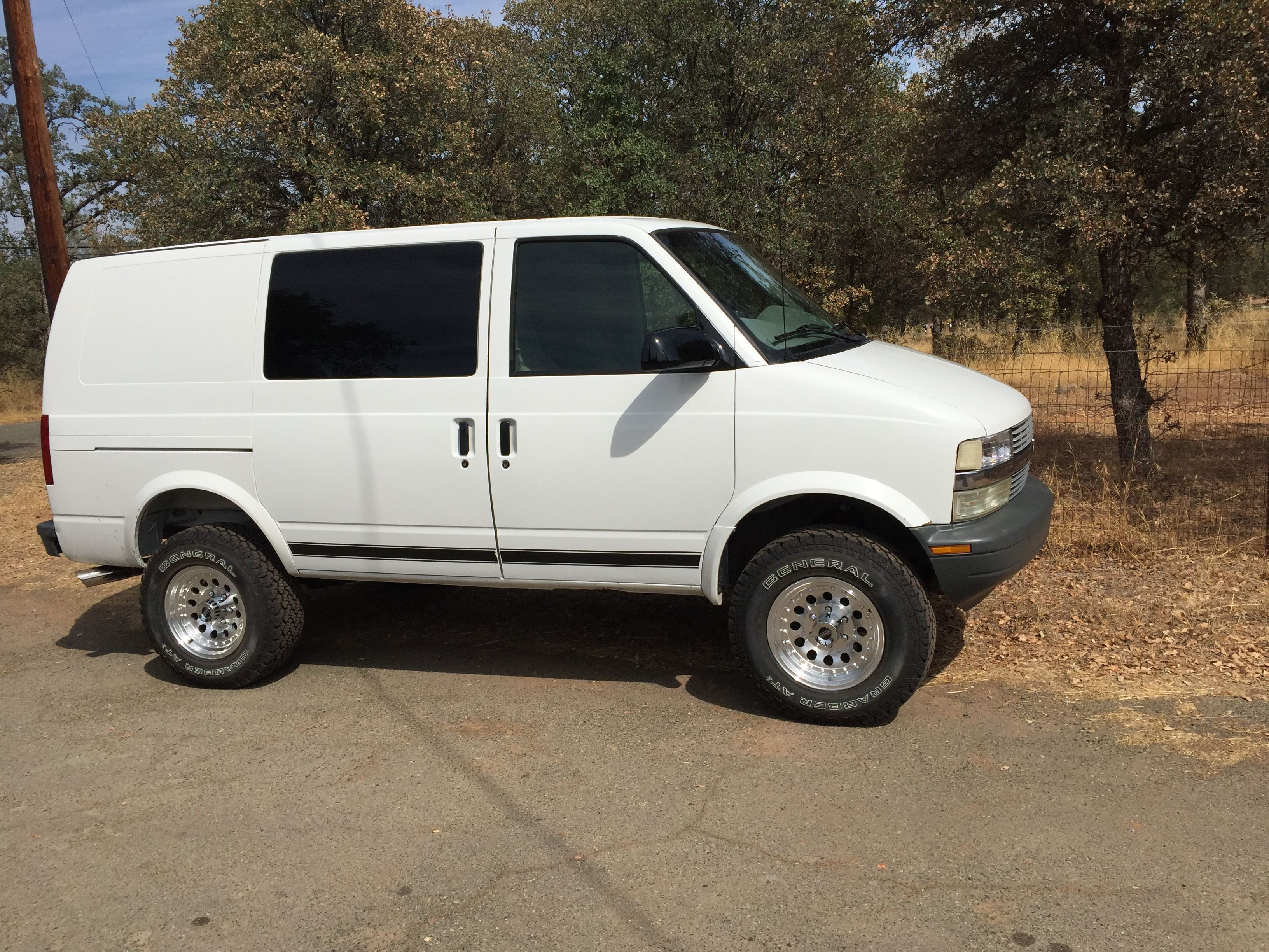 2003 Chevy Astro Cargo Awd Astro Van Camper Ideas Pinterest