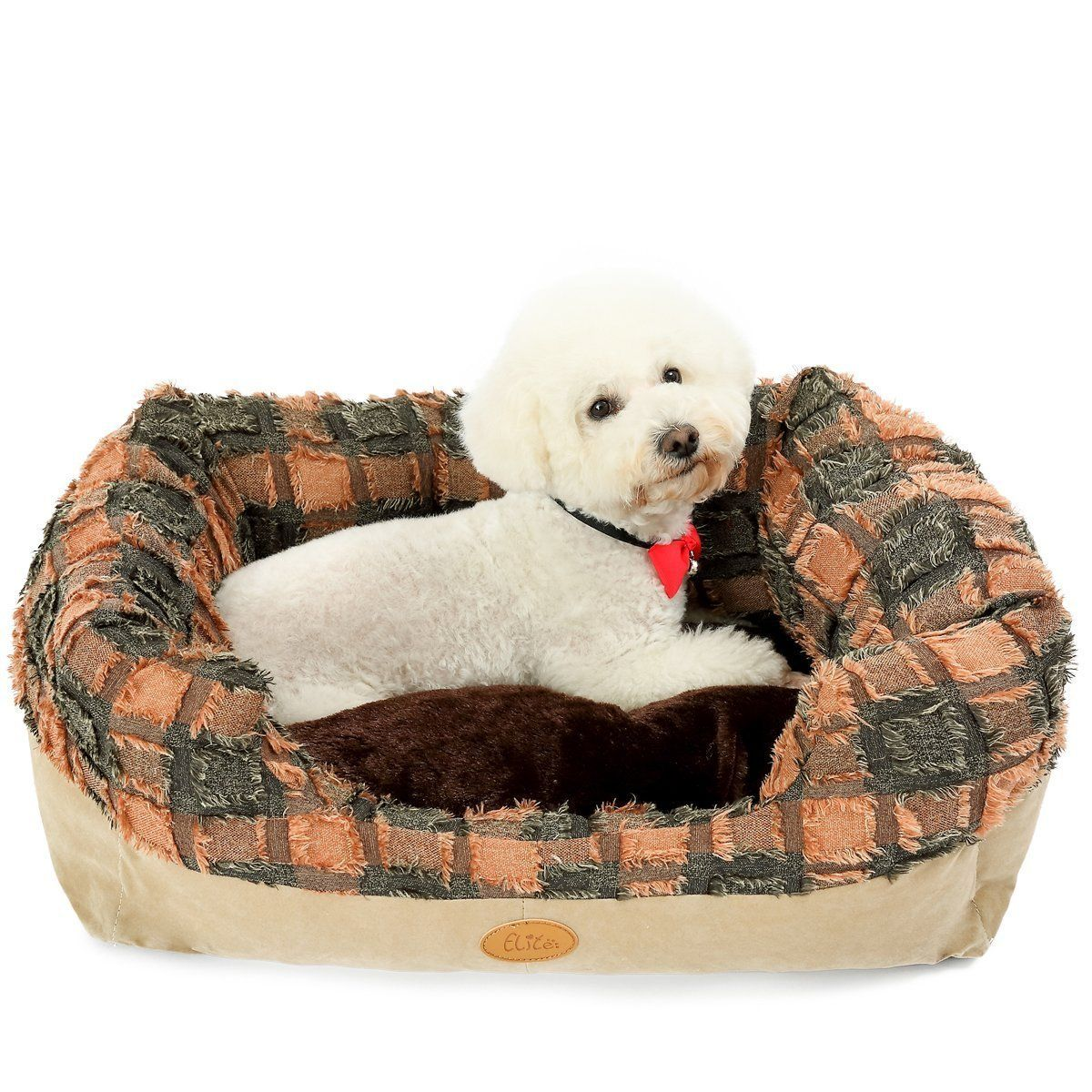 PAWZ Road Pet Bed Dog Lounge Sofa Puppy Cushion Removable