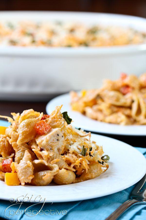 Buffalo Chicken Mac and Cheese | Recipe | Buffalo chicken, Buffalo ...