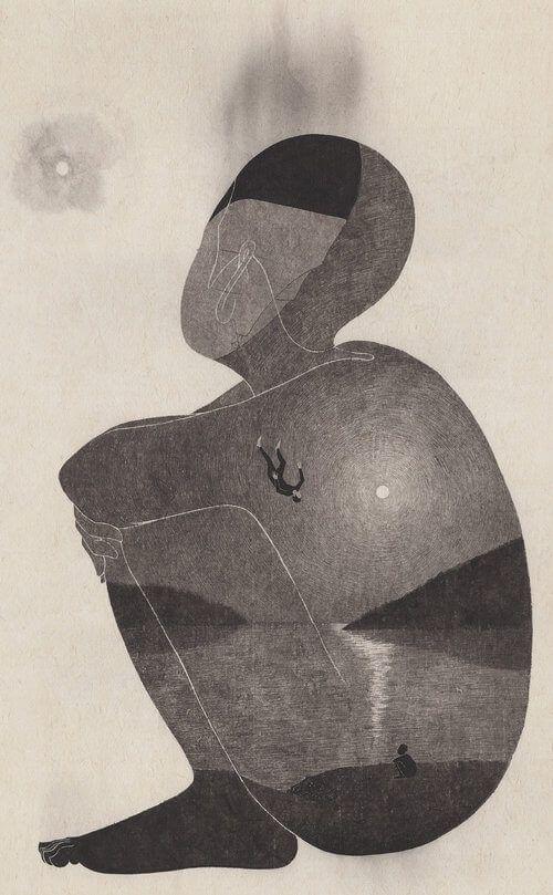 Moonassi, Artist, represented by Hugo & Marie