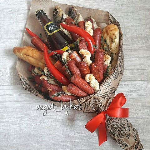 Images about #мяснойбукет tag on instagram #christmasbasketgiftideas Images about #мяснойбукет tag on instagram